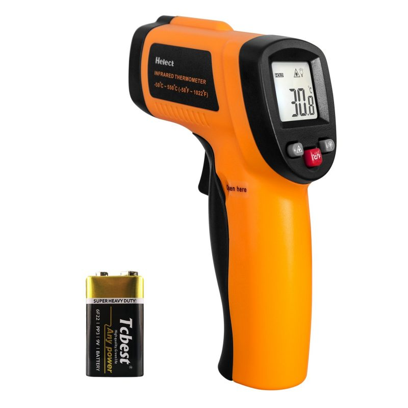 Termometro Helect